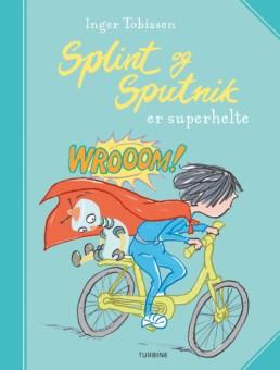 Splint og Sputnik er superhelte