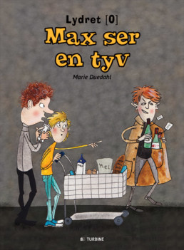 Max ser en tyv