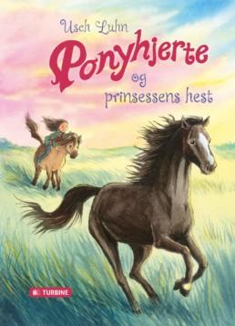 Ponyhjerte og prinsessens hest