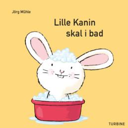 Lille Kanin skal i bad
