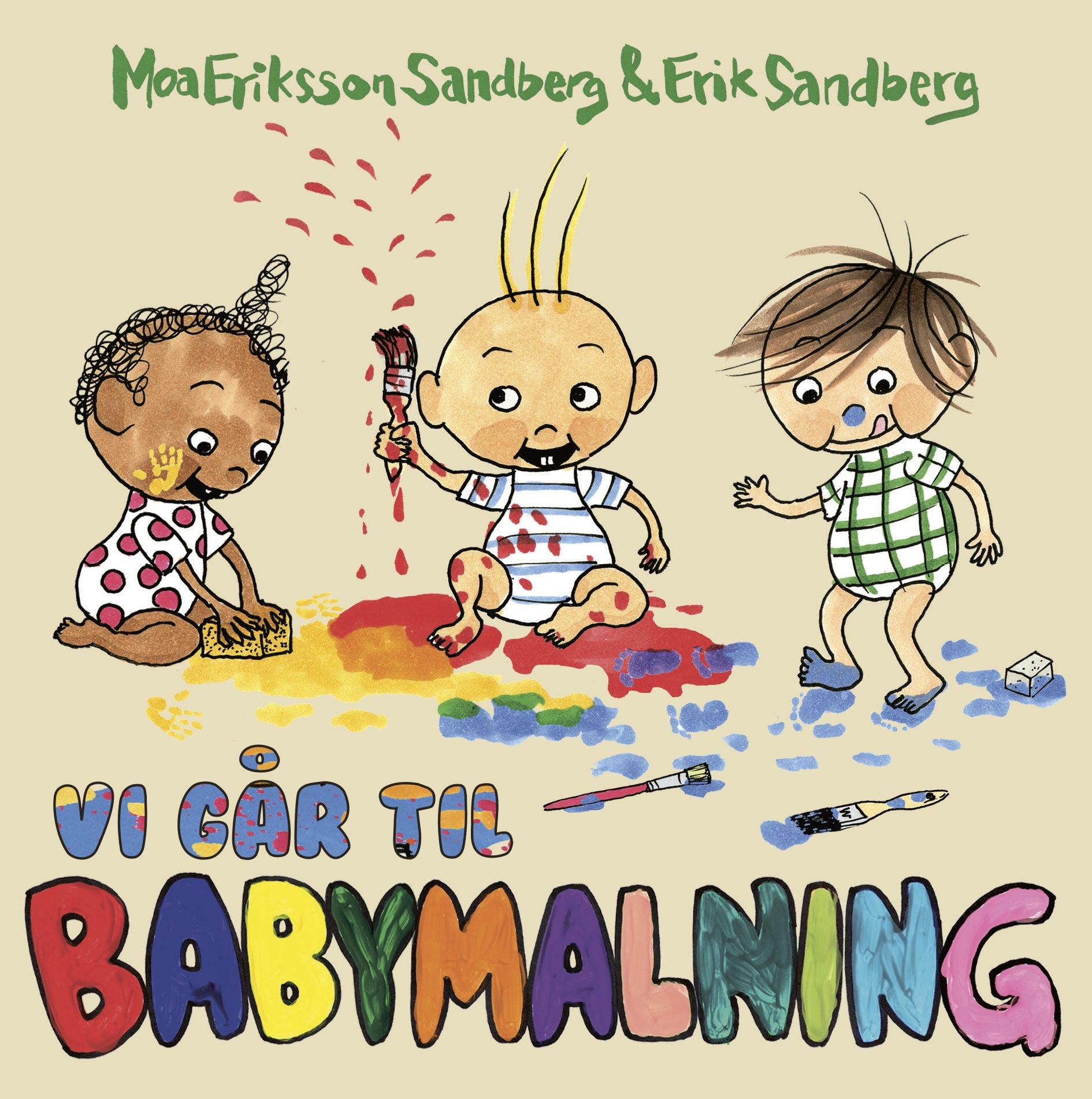 Vi går til babymaling