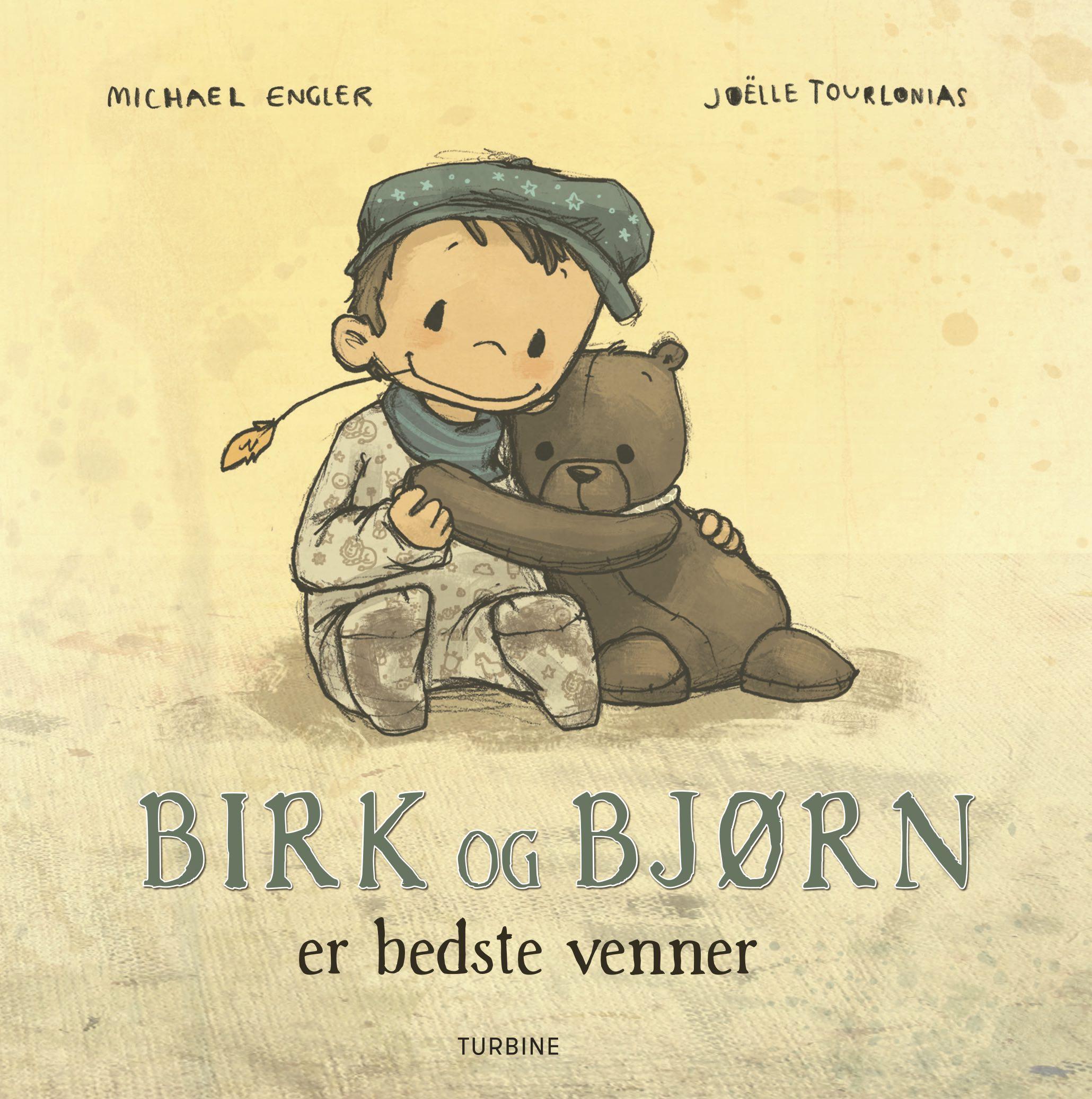 Birk og Bjørn er bedste venner