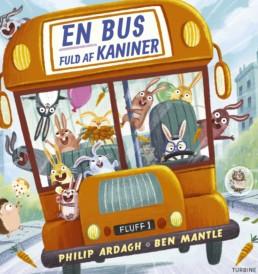 En bus fuld af kaniner