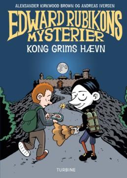 Edward Rubikons mysterier - Kong Grims hævn