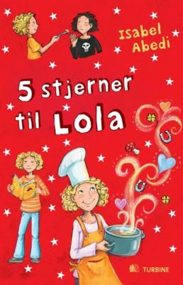 5 stjerner til Lola