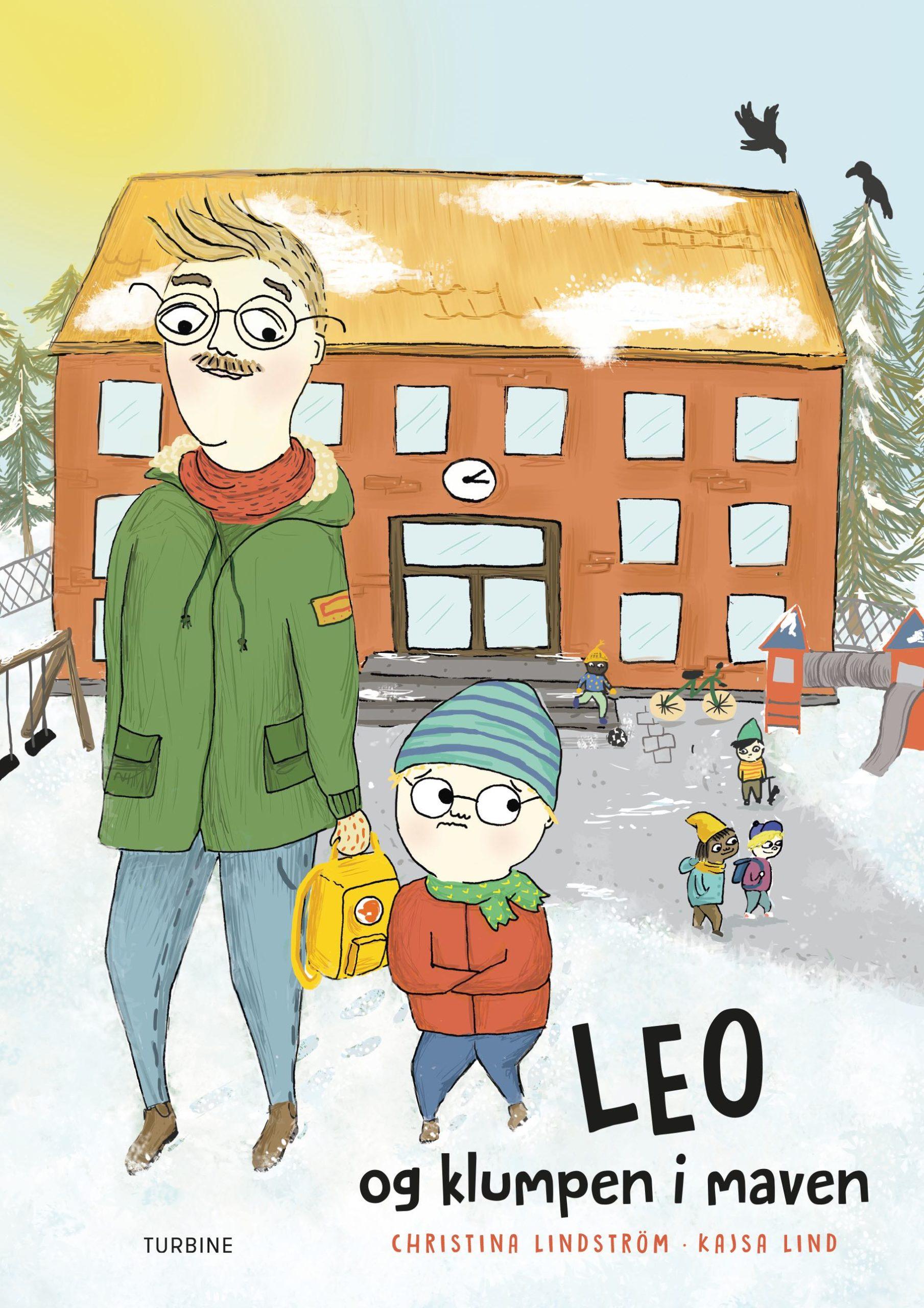 Leo og klumpen i maven