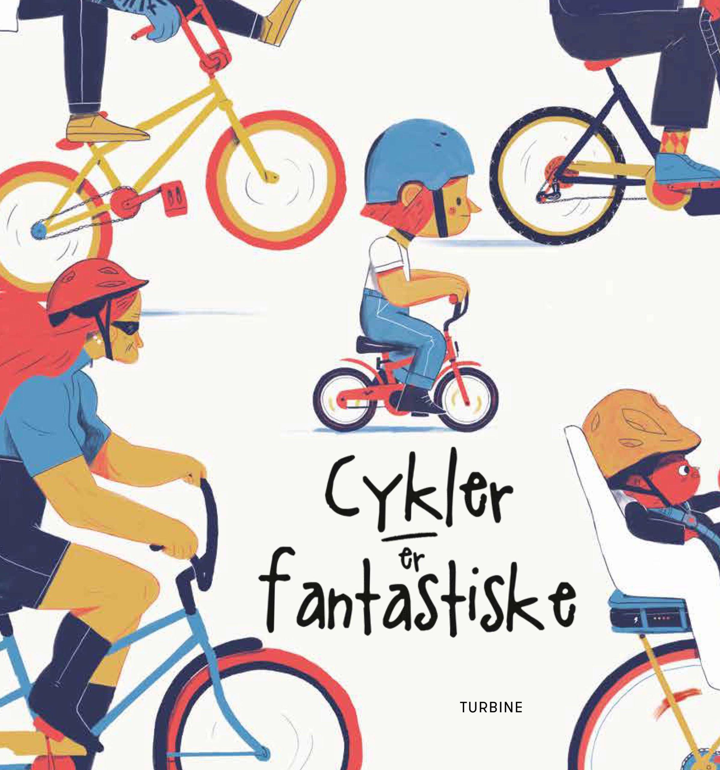 Cykler er fantastiske