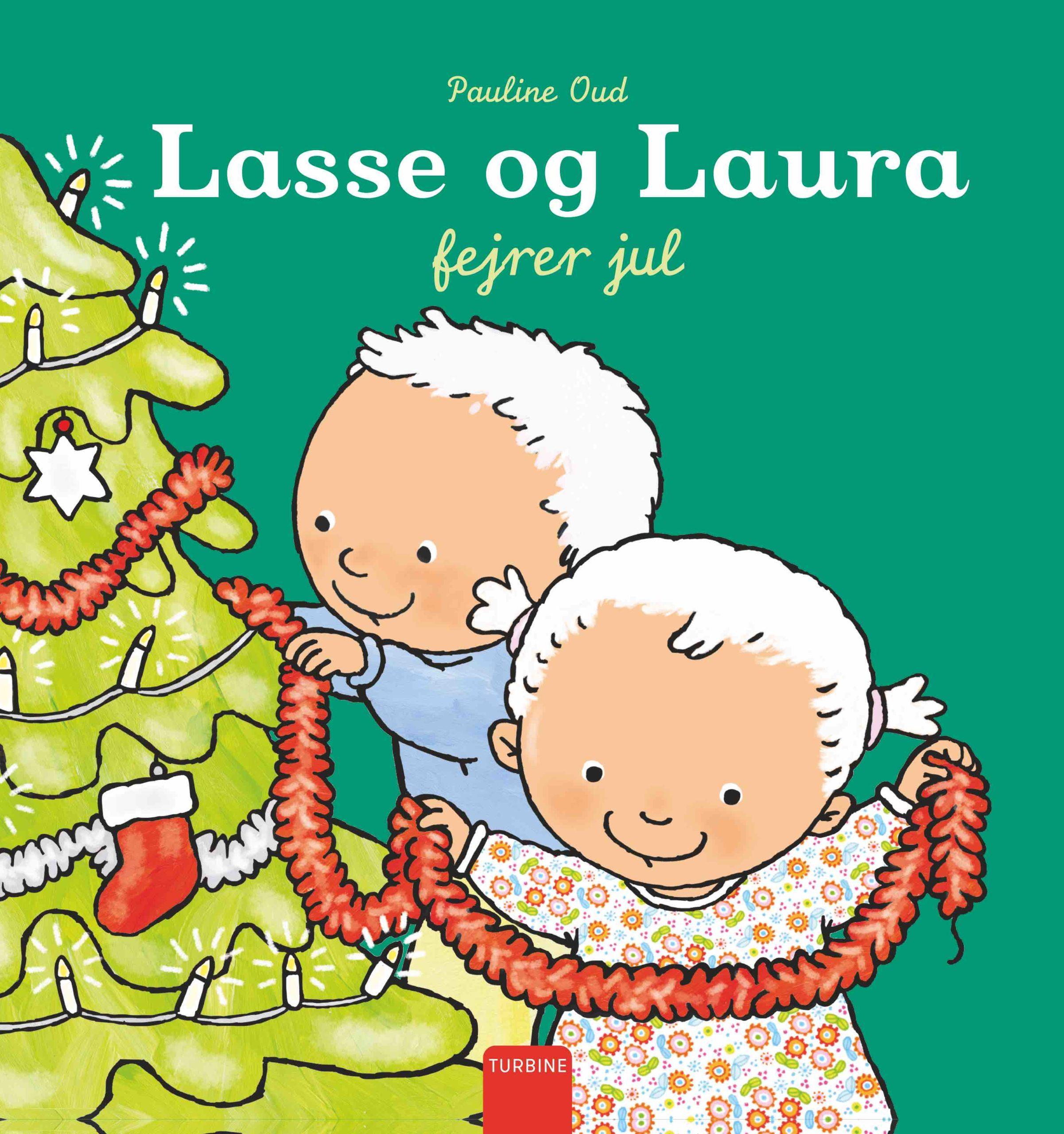 Lasse og Laura fejrer jul