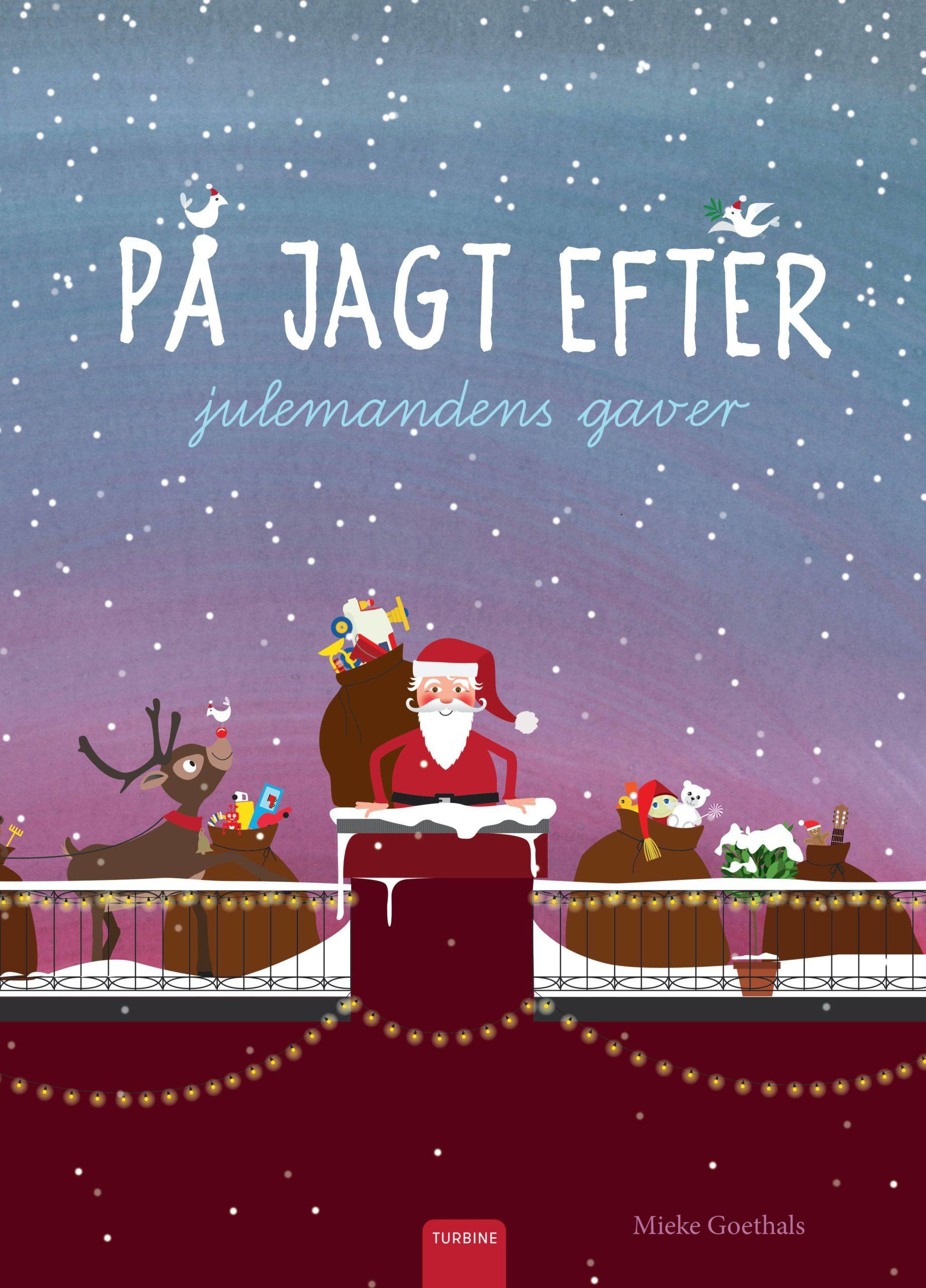 På jagt efter julemandens gaver