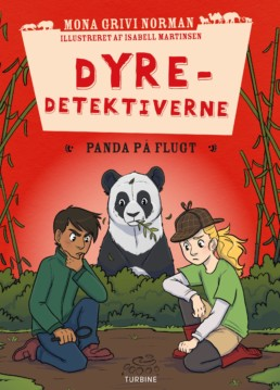 Dyredetektiverne: Panda på flugt