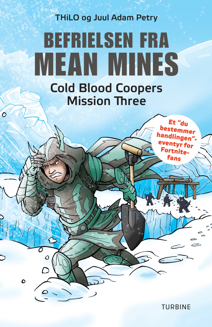 Befrielsen fra Mean Mines – Cold Blood Coopers Mission Three