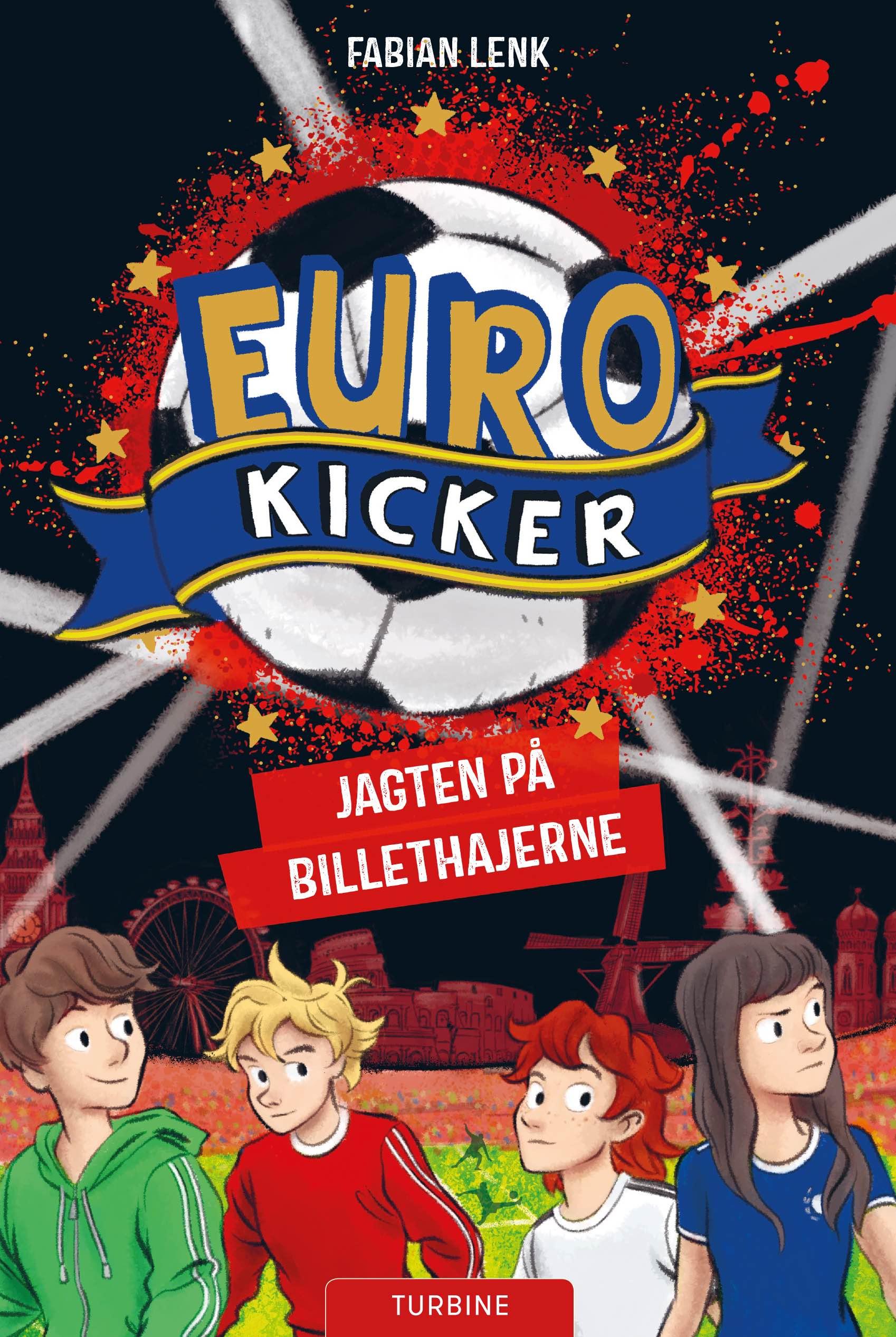 Eurokicker – Jagten på billethajerne