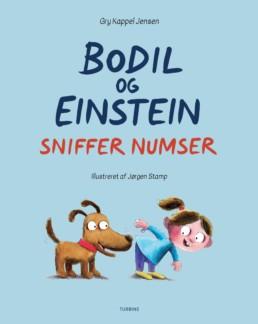 Bodil og Einstein sniffer numser