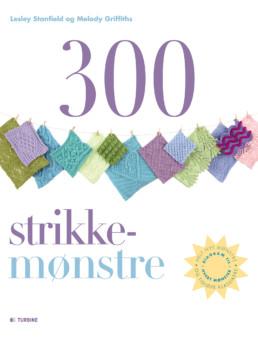 300 strikkemønstre