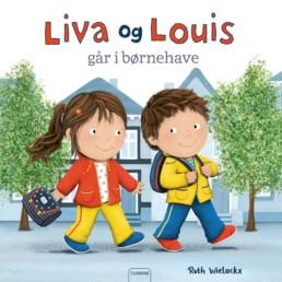 Liva og Louis går i børnehave