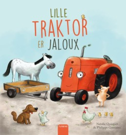 Lille Traktor er jaloux
