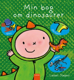 Min bog om dinosaurer