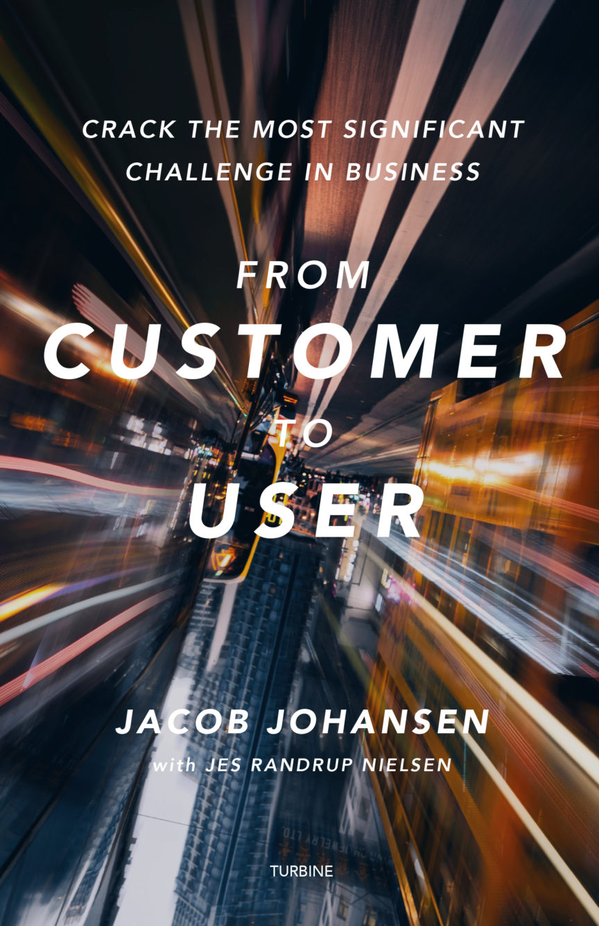 From customer to user